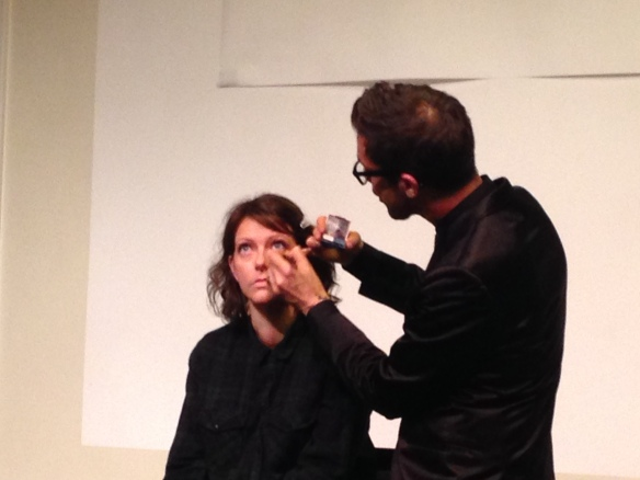 Karim Dr Hauschka makeup