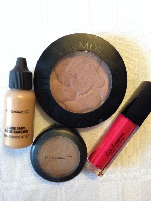 MAC Lustre Drops skönhetsblogg