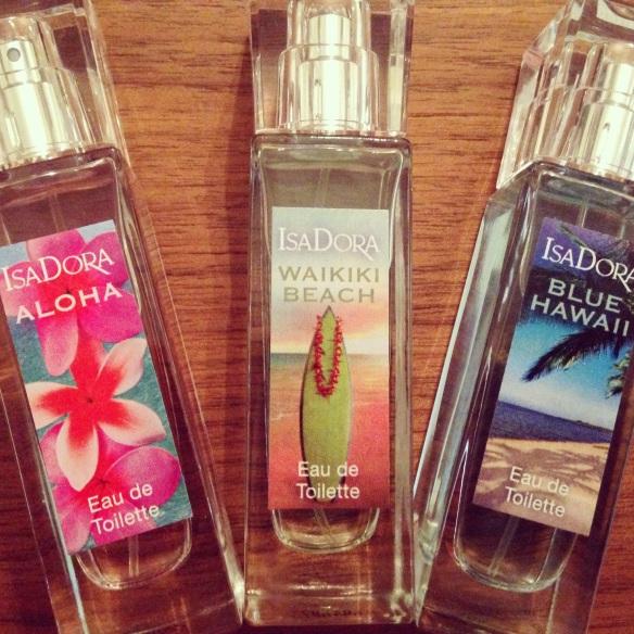 Isadora parfym elinfagerberg.se