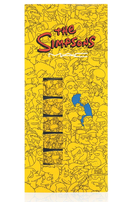 THE SIMPSONS NAIL STICKERS Marge Simpson's Cutie-cles.jpg