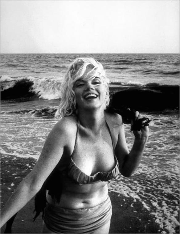 Marilyn Monroe, bild från Wikipedia