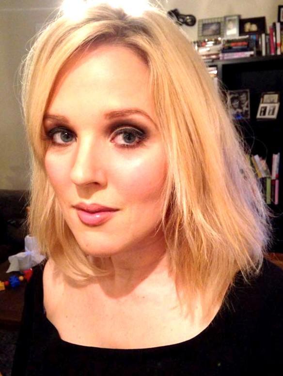 Matilda Fagerberg makeup av ELin