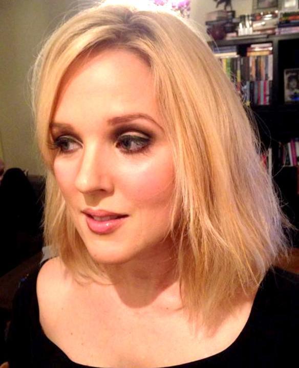Matilda Fagerberg makeup