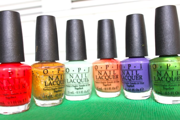 OPI favoriter