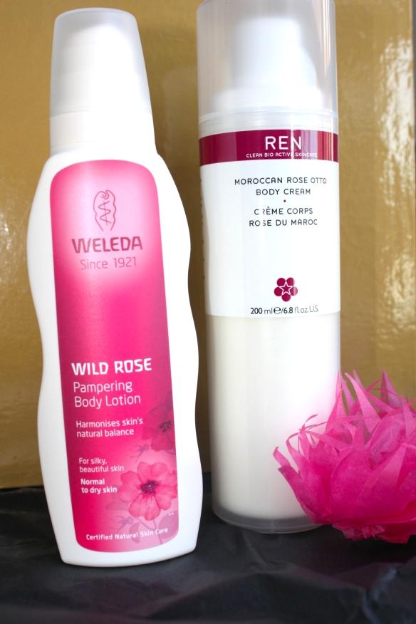 Weleda Ren skincare rose otto