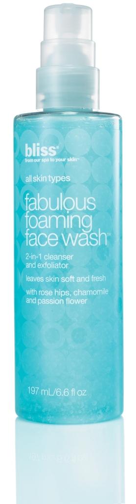 www_Fabulous Foaming Face Wash
