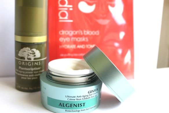 Algenist, ultimate anti aging eye cream