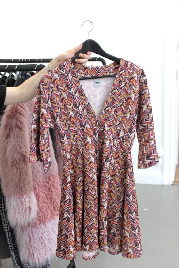 Asos höst klänning