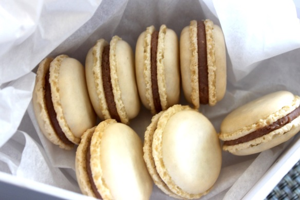 Nivea macarons