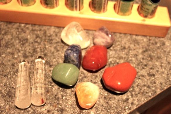 Tylösand kristaller