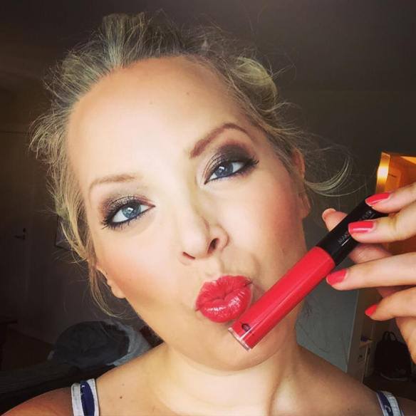 Elin Fagerberg Make up forever