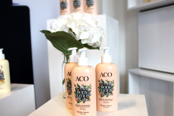 aco body lotion neroli