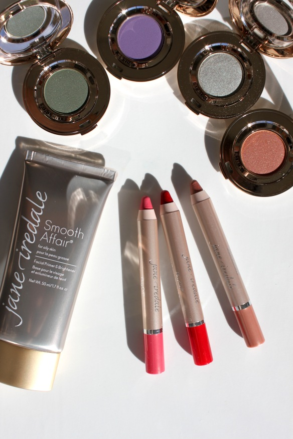 Jane Iredale nyheter Smooth Affair