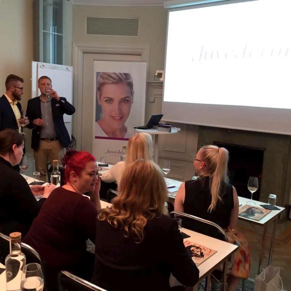 Juvederm event elinfagerberg.se