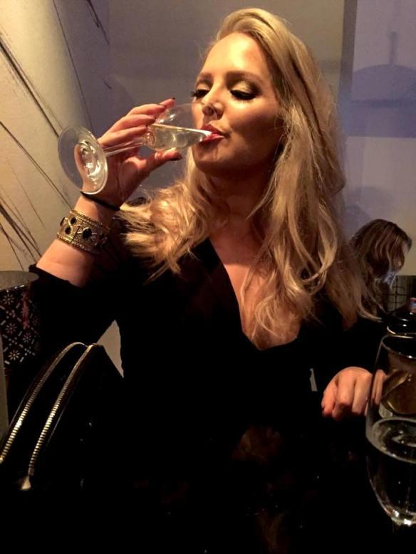 Linköping Elin Fagerberg skönhetsblogg champagne