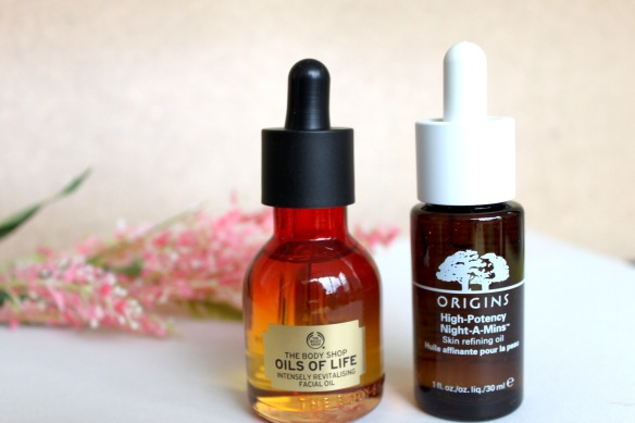 The body shop och origins oljor elinfagerberg.se