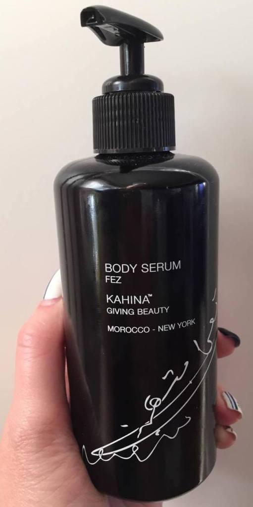 Body Serum Fez Kahina Elinfagerberg.se