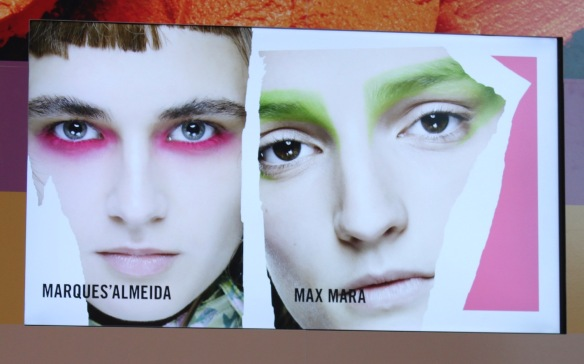 MAC trendpresentation Max Mara Elinfagerberg.se