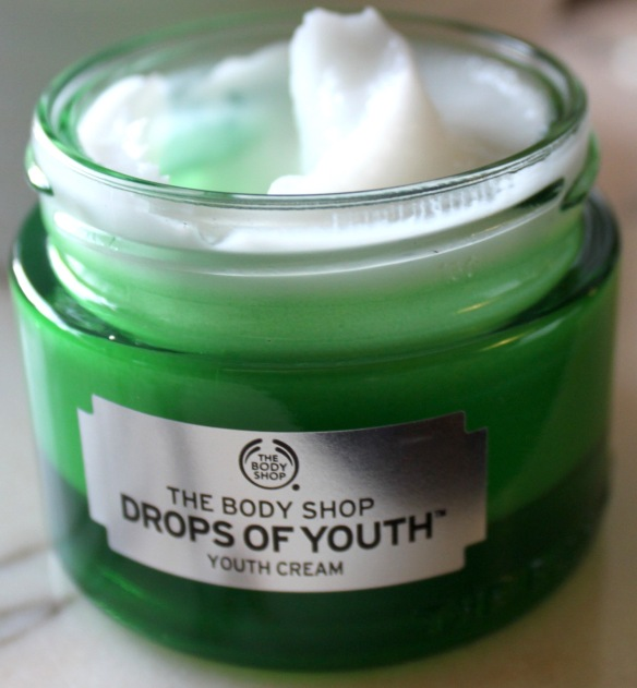 The body shop drops of youth youth cream recension elinfagerberg.se
