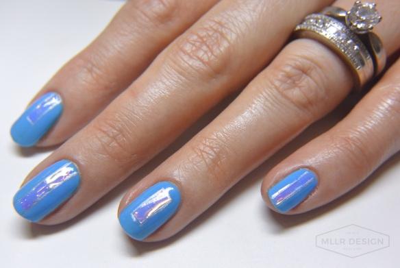 Elin Fagerberg naglar