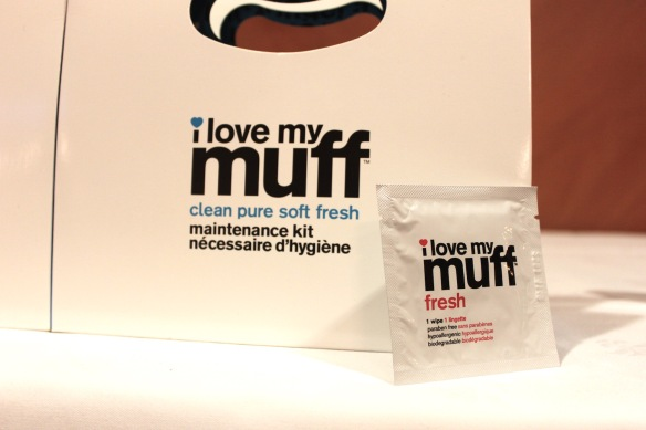 I love my muff kit