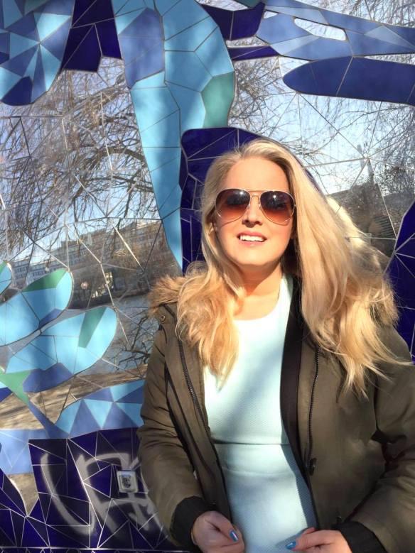 Elin Fagerberg blogg