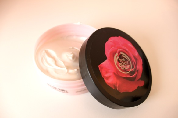 The Body shop British Rose Body Butter Elinfagerberg.se